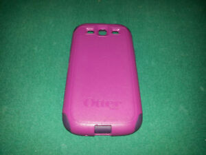 Pink Otterbox Commute Case for Samsung Galaxy S3 S 3 SIII S III