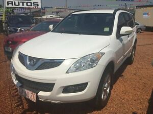 2011 Great Wall X240 White 5 Speed Manual Wagon Hidden Valley Darwin City Preview