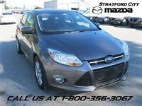 2012 Ford Focus SE Local Trade! Low KM!! Only $52 Weekly!!