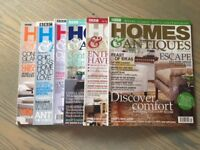 Home & Antiques Magazines 2004
