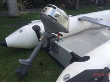 HONDA OUTBOARD and IA260 - 2.6M AIR DECK Broadbeach Waters Gold Coast City Preview