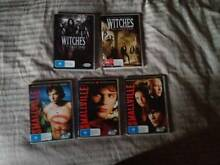 Smallville and Witches of East End Perth Northern Midlands Preview