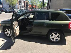 jeep compass, 2008, 4 CYLINDRES , AIR CLIM, 139000KM **2999$***