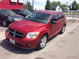 2009 Dodge Caliber SXT **POWER TRAIN WARRANTY INC!!**