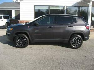 2019 Jeep Compass Trailhawk 4X4 (Brand New)
