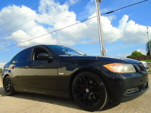SOLD!!!!!!!!!!!!!!!!!!!!!2007 BMW 3-Series 323i LEATHER------OOP