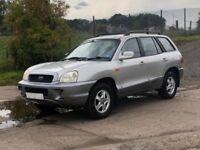 2003 2.4 Hyundai SANTA FE 4WD