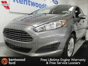 2014 Ford Fiesta SE- The Silver Bullet