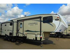 2017 CHAPARRAL 29 BHS - FIFTH WHEEL
