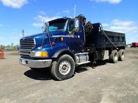 2004 Sterling LT9500 Dump Truck - Tandem Axle