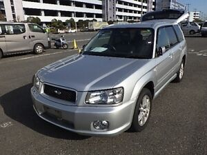 2003 Subaru Forester Cross-Sport 2.0