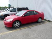 2004 Honda Civic Cpe LX
