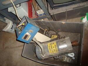 Boston Gear Conveyor Motor Control Lot 126 Ebay