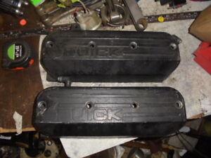 Valve Covers BUICK V6 Aluminum.NASCAR IMCA UMP WISSOTA ASA ARCA NHRA K&N