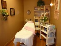 Therapy Rooms for Rent at Aromatic Day Spa