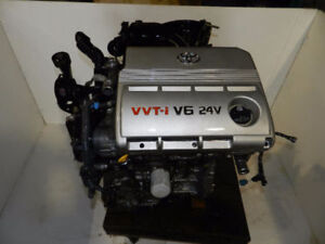 2002 - 2006 JDM LOW MILEAGE TOYOTA CAMRY 3.0L ENGINE V6
