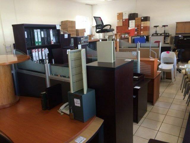 Desks, Chairs, Credenza, Fitted Drawer, Mobile Drawers And Many More Office Furniture