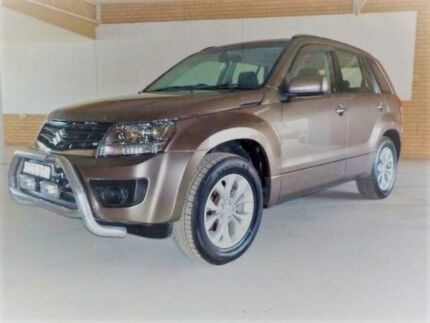 2013 Suzuki Grand Vitara JT MY13 Urban (4x2) Titanium 4 Speed Automatic Wagon Armidale Armidale City Preview