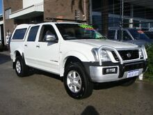 2004 Holden Rodeo RA LT (4x4) White 5 Speed Manual Wangara Wanneroo Area Preview