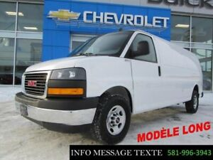 2018 Chevrolet EXPRESS CARGO 2500 LONGUE, GROUPE CHROME