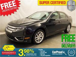 2010 Ford Fusion SEL AWD *Warranty*