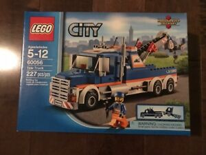 Lego Tow Truck 60056