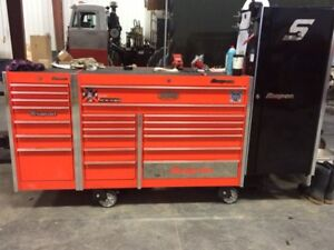Snap on Toolbox/ Tools . For 23ft / under RV Trailer