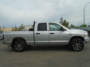 2008 Dodge Power Ram 1500-BIG HORN-COSTUM-DVD-HDTV-SUBWOOFER-NAV Edmonton Edmonton Area image 7