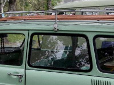 VW TYPE 3 SQUAREBACK CAL LOOK FRONT QUARTER WINDOW SEALS 1962-1973