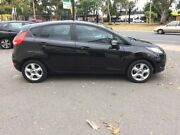 2010 Ford Fiesta WS LX Black 5 Speed Manual Hatchback West Croydon Charles Sturt Area Preview