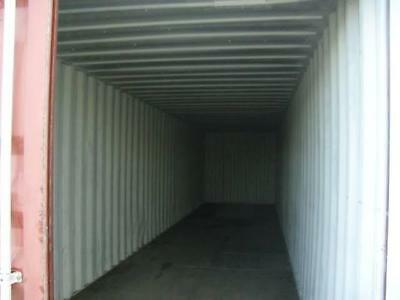 Used Shipping Container 40ft 2250 Nashville Tn