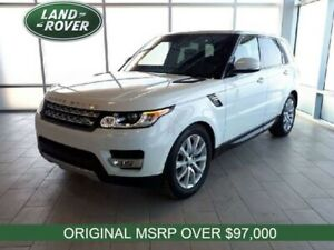 2017 Land Rover Range Rover Sport Td6 HSE - Certified Pre-Owned
