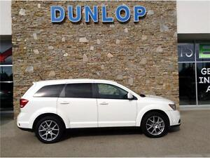 2013 Dodge Journey R/T Leather Navigation 7 Passenger AWD