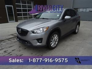 2013 Mazda CX-5 AWD GT LEATHER $156b/w