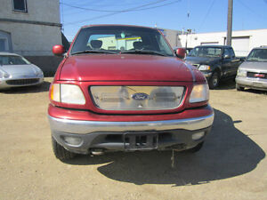 2001 Ford F-150 XLT Pickup Truck..4.6LTS..SALES ON NOW