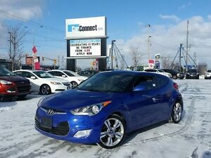 2013 Hyundai Veloster TECH! ONLY $19 DOWN $55/WKLY!!