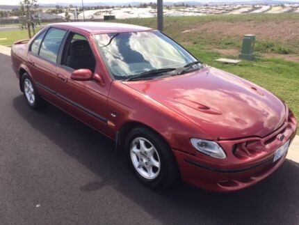 1997 Ford Falcon EL XR6 Auto Sedan Bargain priced NO OFFERS Gillieston Heights Maitland Area Preview