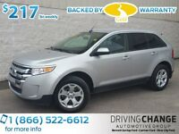 2014 Ford Edge SEL - Heated Seats - Ford SYNC - Reverse Sensing