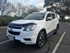 2016 Holden Colorado 7 RG MY16 Trailblazer White 6 Speed Sports Automatic Wagon Enfield Port Adelaide Area Preview