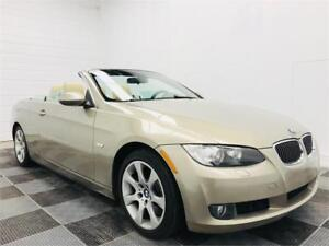 2008 BMW 3 Series 335i Hard Top Convertible! Clean Title! Mint!