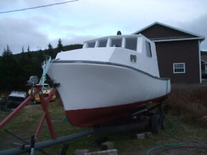 boat and engine for sale