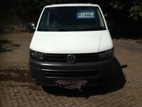 Volkswagen transporter (2011,60) 2,0tdi 84psi swb new shape