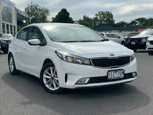2016 Kia Cerato YD MY15 S White 6 Speed Sports Automatic Sedan