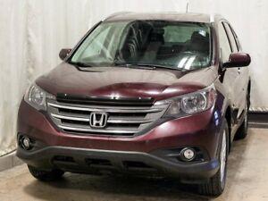 2013 Honda CR-V Touring AWD w/ Navigation, Leather, Sunroof