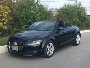 2008 Audi TT 2.0T Roadster  LOW KM! FINANCING AVAILABLE!