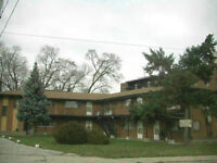 1 Bedroom Apartment Located on Wyandotte East Near Riverside