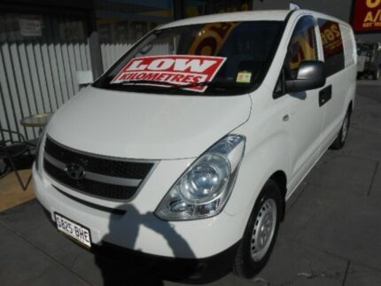 2011 Hyundai iLOAD TQ White 5 Speed Automatic Van Hindmarsh Charles Sturt Area Preview