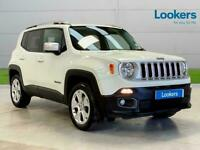2016 Jeep Renegade 2.0 Multijet Limited 5Dr 4Wd Auto Hatchback Diesel Automatic