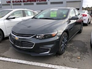 2017 Chevrolet Malibu 1LT 4dr Sedan