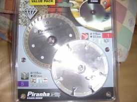 BLACK&DECKER DIAMOND BLADES